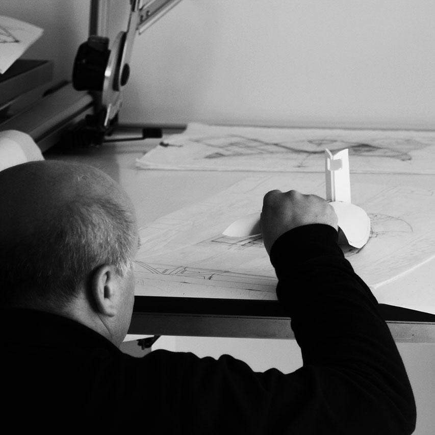 Progettazione chiese e luoghi di culto| Doke design