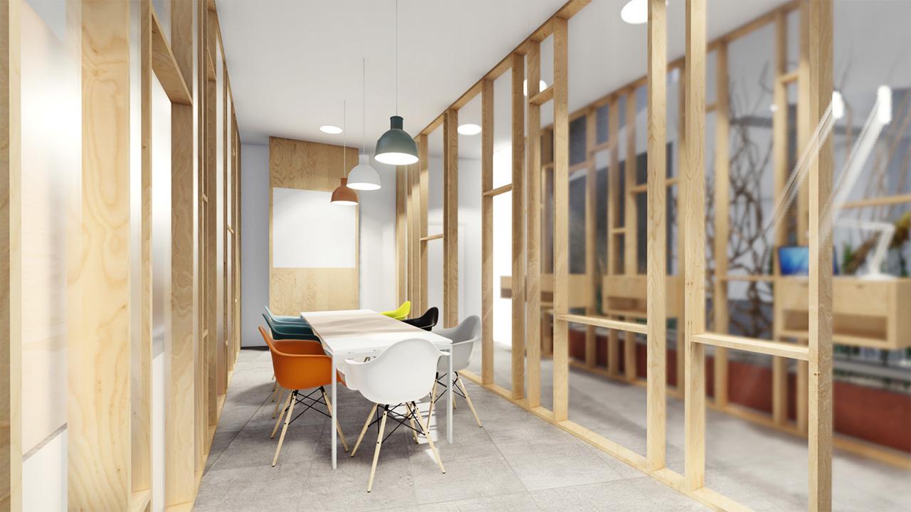 Milano progetto e realizzazione uffici doke design for Uffici attrezzati milano